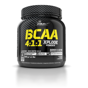 BCAA 4:1:1 XPLODE POWDER ΓΕΥΣΗ Fruit Punch ΜΕΓΕΘΟΣ 500g