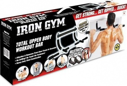 Door Upper Body Workout Bar