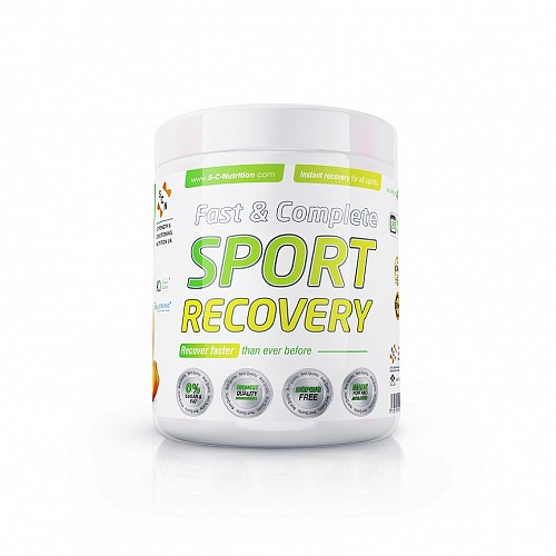 Fast & Complete Sport Recovery - Recover Faster than ever before