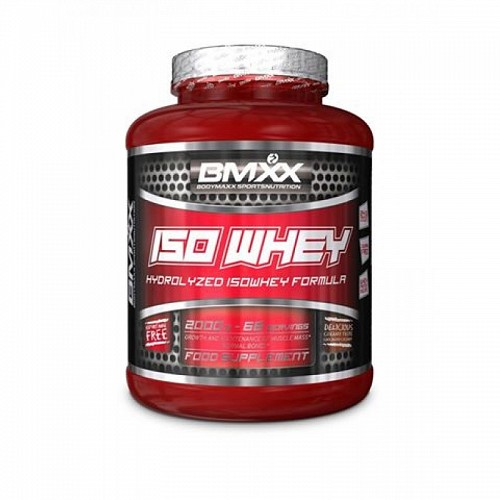 Iso Whey Protein 2.000g Chocolate - Coconut