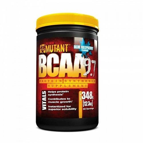 Mutant BCAA 9.7 Powder 348gr Fruite Punch