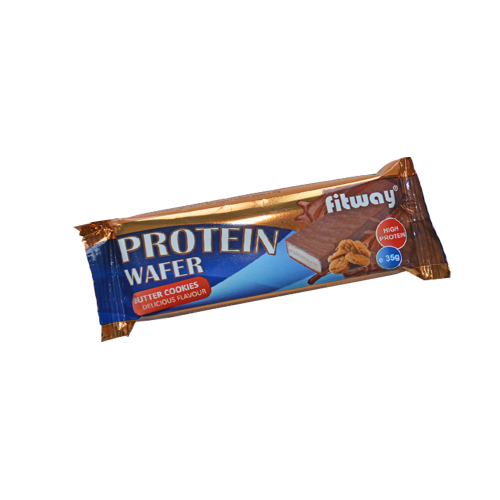 Bite Wafer Protein Bar Fitway 35g